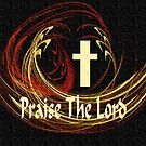 Praise The Lord by Marie Sharp