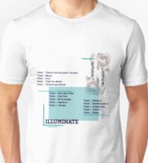 Illuminate Shawn Mendes  Unisex T-Shirt