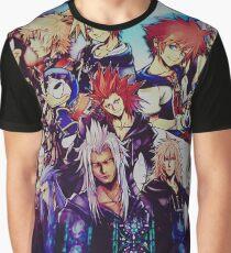 full team kingdom hearts Graphic T-Shirt