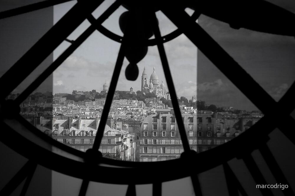 Sacre Coeur by marcodrigo