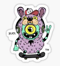 Skate baby Sticker