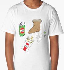 Bogan Pride Long T-Shirt
