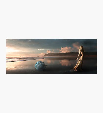 Undine Photographic Print