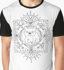 French Gothique Graphic T-Shirt