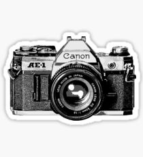 canon ae 1 Sticker