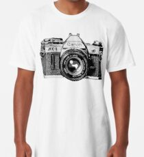 canon ae 1 Long T-Shirt