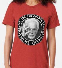 Jodorowsky Gravur Tribut Vintage T-Shirt