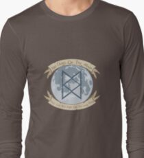 No Dogs On The Moon Long Sleeve T-Shirt