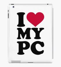I love my PC iPad Case/Skin