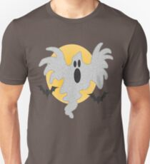 Halloween Ghost Slim Fit T-Shirt