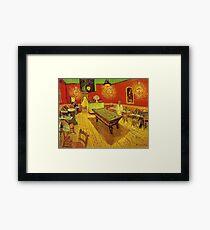 Vintage Vincent Van Gogh 1888 Fine Art Framed Print