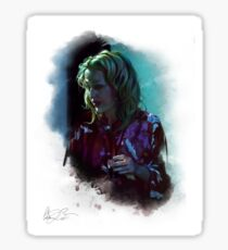 "Blanche Dubois n°5 ""Green light"" Sticker"