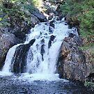 Waterfall by AnnDixon