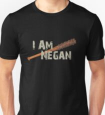 I Am Negan - Cool TV Shower Fans Design Walking Unisex T-Shirt