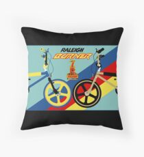 Tuff & ST Tuff Luv Throw Pillow