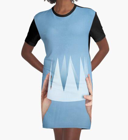 Krönungstag T-Shirt Kleid