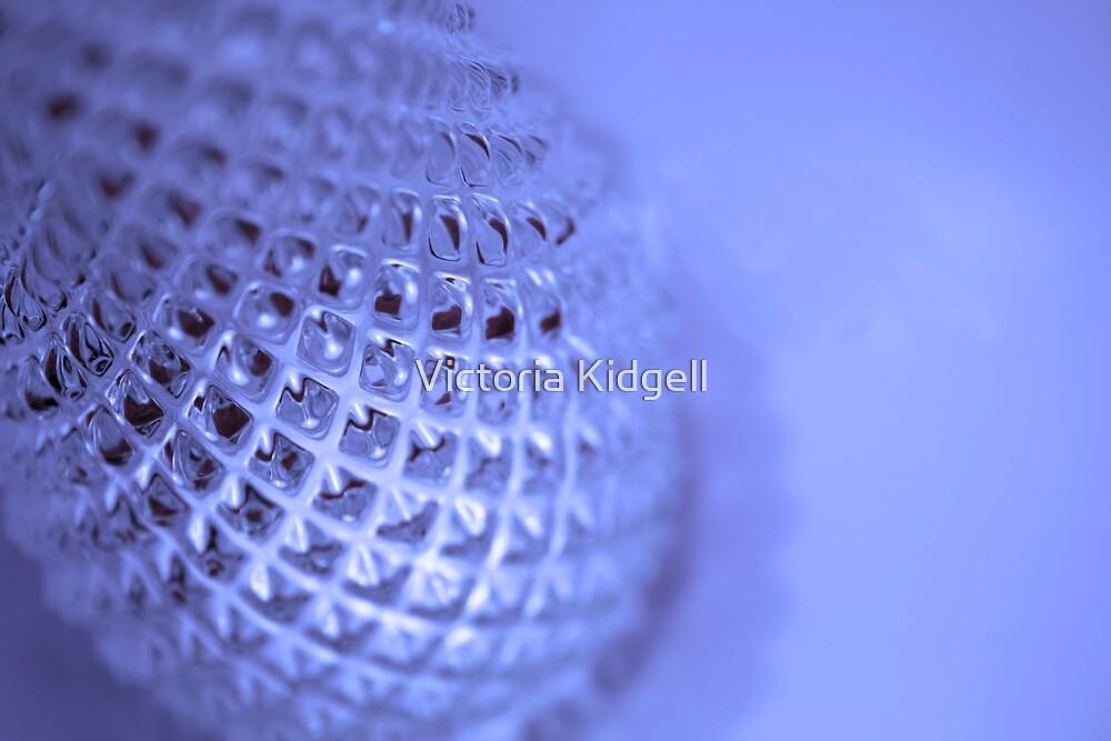 Textured glass by Victoria Kidgell