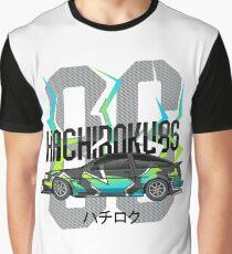 Hachiroku86 AE86 Graphic T-Shirt
