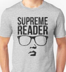 Supreme Reader Unisex T-Shirt
