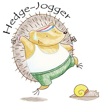 A Hog's Life - Hedge-Jogger by shiro