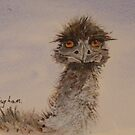 Crazy About Emus! by Kay Cunningham