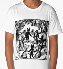 Dance with the Devil  Long T-Shirt