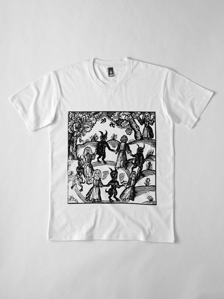 Alternate view of Dance with the Devil  Premium T-Shirt