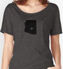 Arizona <3 Women's Relaxed Fit T-Shirt