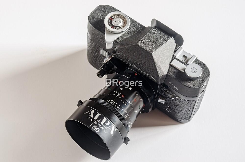 Pignons Alpa 11si 35mm SLR by BRogers
