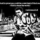 new kind of black man - Muhammad Ali by TatuShop
