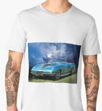 1967 Chevrolet Corvette 427 Men's Premium T-Shirt