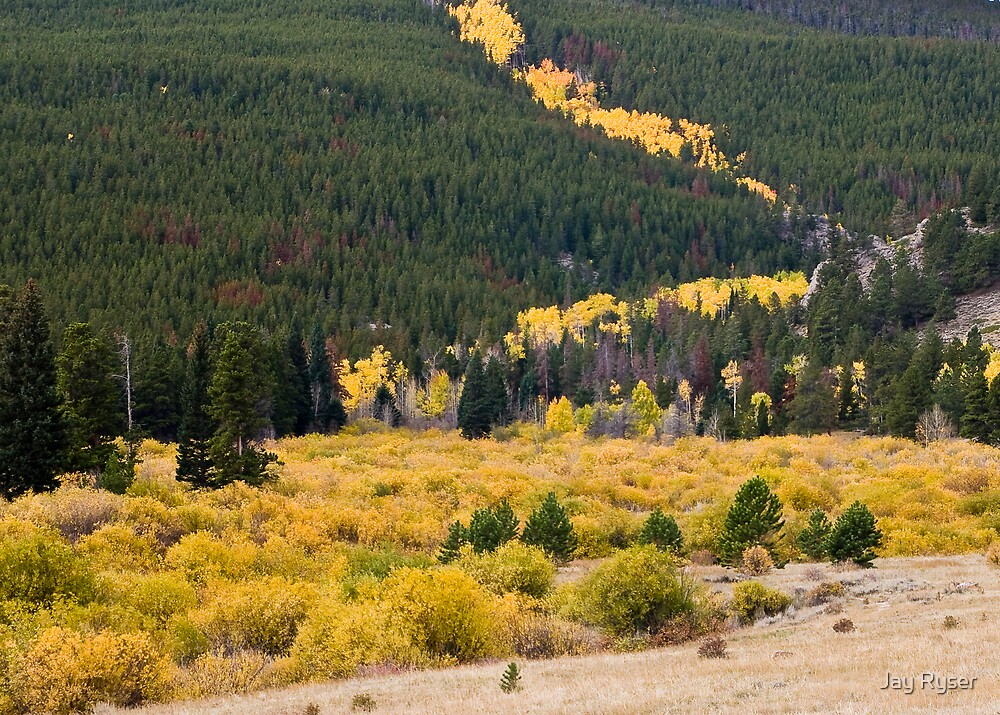 Fall Color with a History by Jay Ryser