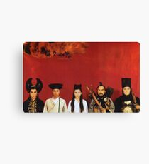 Chinese Ghost Story Canvas Print
