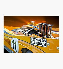 1971 McLaren M8E Can Am Photographic Print