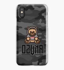 Ozuna - Logo iPhone Case/Skin