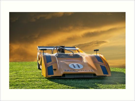 1971 McLaren M8E/Can Am by DaveKoontz
