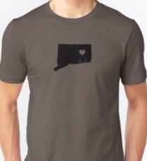Connecticut <3 T-Shirt