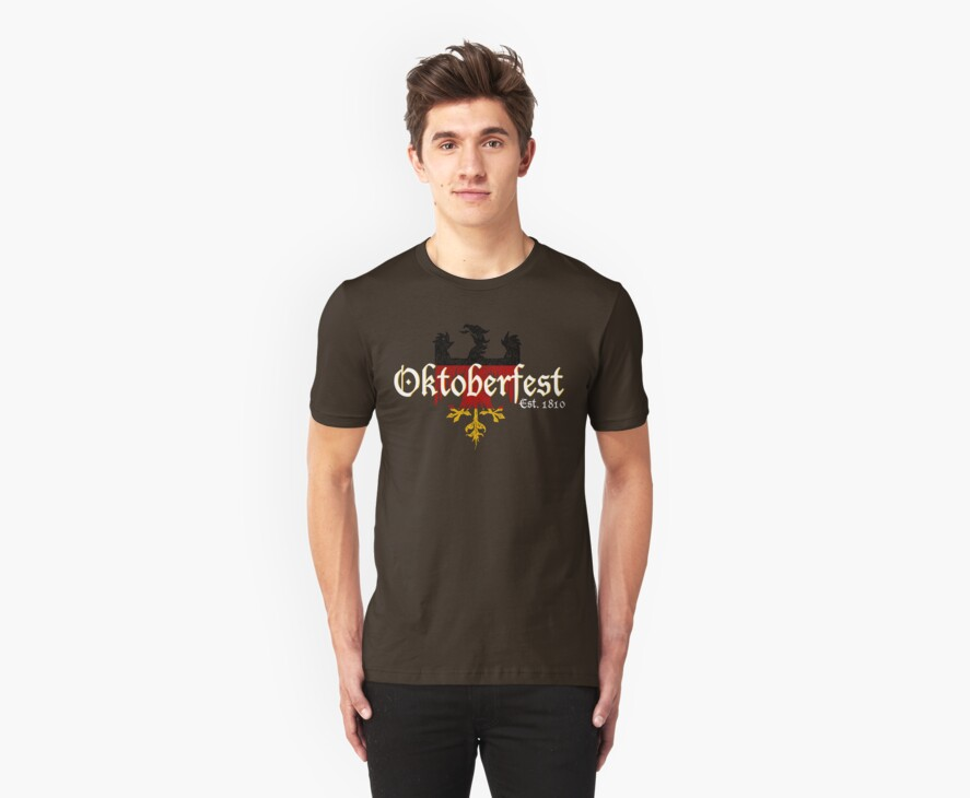 Oktoberfest Established 1810 by KCGraphics