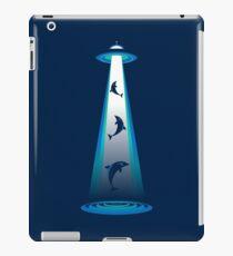 Vinilo o funda para iPad Hasta luego y gracias por todos los pescados