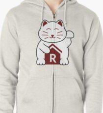 Cat shirt for Cat Shirt Fridays Zipped Hoodie