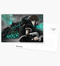 Alex et le Chronoctis Express Cartes postales