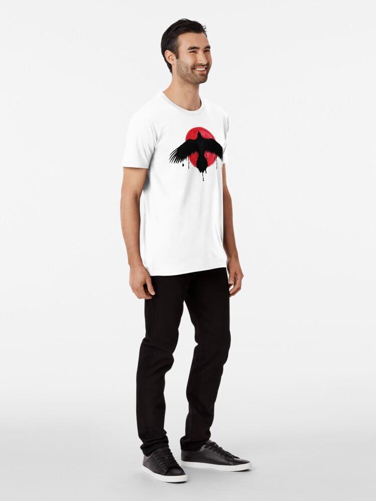 Alternative Ansicht von Chloe Preis vor dem Sturm Cosplay T-Shirt - Tinte Rabe Premium T-Shirt