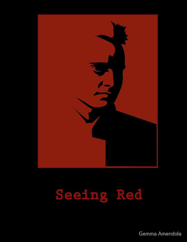 Seeing Red by Gemma Amendola