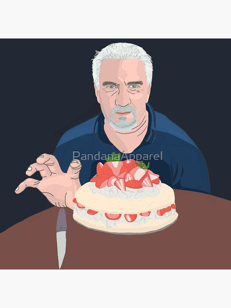 Paul Hollywood is hungry by PandanaApparel