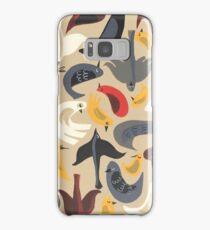 Birdie Collage Samsung Galaxy Case/Skin