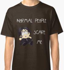 Camiseta clásica La gente normal me asusta -Henrietta