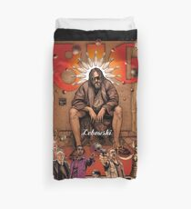the big lebowski - Everything is designed. Few things are designed well. Duvet Cover