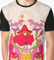 All spooky and red Graphic T-Shirt