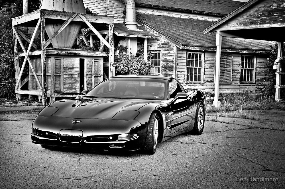Chevrolet Corvette HDR by Ben Bandimere