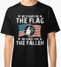 i dont kneel Classic T-Shirt